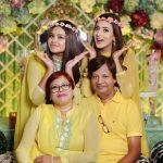 Bidya Sinha Saha Mim family