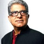 Deepak Chopra (Author) Age, Wife, Children, Biography & More
