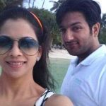 Deepali Pansare With Her Husband