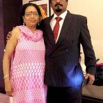 Dhruvee Haldankar parents