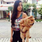 Elixir Nahar, a dog lover