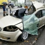 Gagan Kang and Arjit Lawania car accident