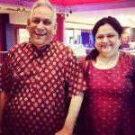 Gaurav Nanda parents