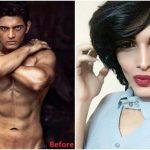 Gauri Arora before & after