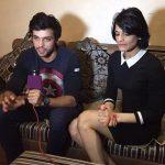 Gauri Arora with Parth Samthaan
