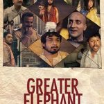 Greater Elephant (2012) poster