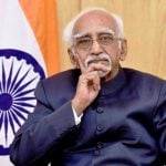 Hamid Ansari Age, Biography, Wife, Family, Facts & More