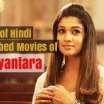 List of Hindi Dubbed Movies of Nayantara (23)