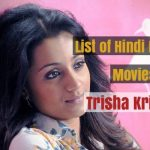 List of Hindi Dubbed Movies of Trisha Krishnan (20)