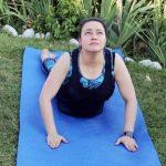 Honeypreet Insan yoga