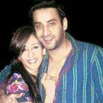 Kanan Malhotra with Chahat Kanana
