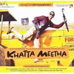 Khatta Meetha poster