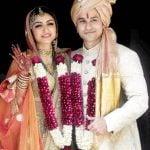 Kunal Khemu and Soha Ali Khan marriage photo