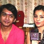 Mahima Makwana with her elder brother