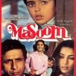 Satish Kaushik Debut Film As An Actor, Masoom