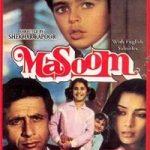 Masoom movie poster