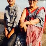 Megha Chakraborty Parents