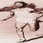 Milkha Singh Cross Country Race