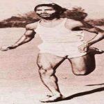 Milkha Singh Cross Country Race