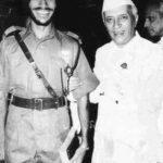 Milkha Singh With Jawaharlal Nehru
