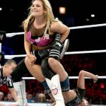 Natalya Sharpshooter Finisher