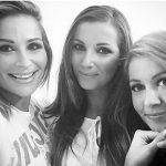 Natalya with her sisters