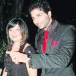 Nikhil Arya with Neha Chhabria