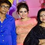 Oindrila Sen parents
