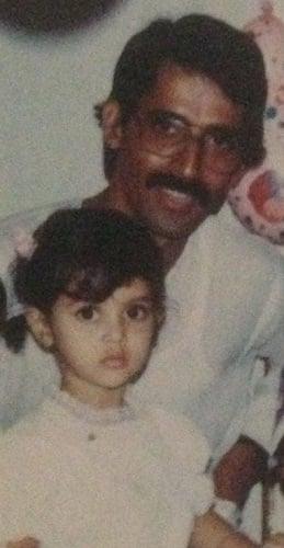 Rafiath Rashid Mithila's father