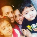 Rajeev Paul brother and his family