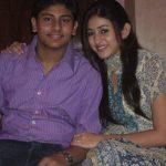 Ridhima Ghosh brother