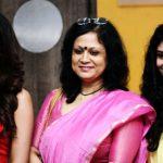 Ritabhari Chakraborty mother and sister