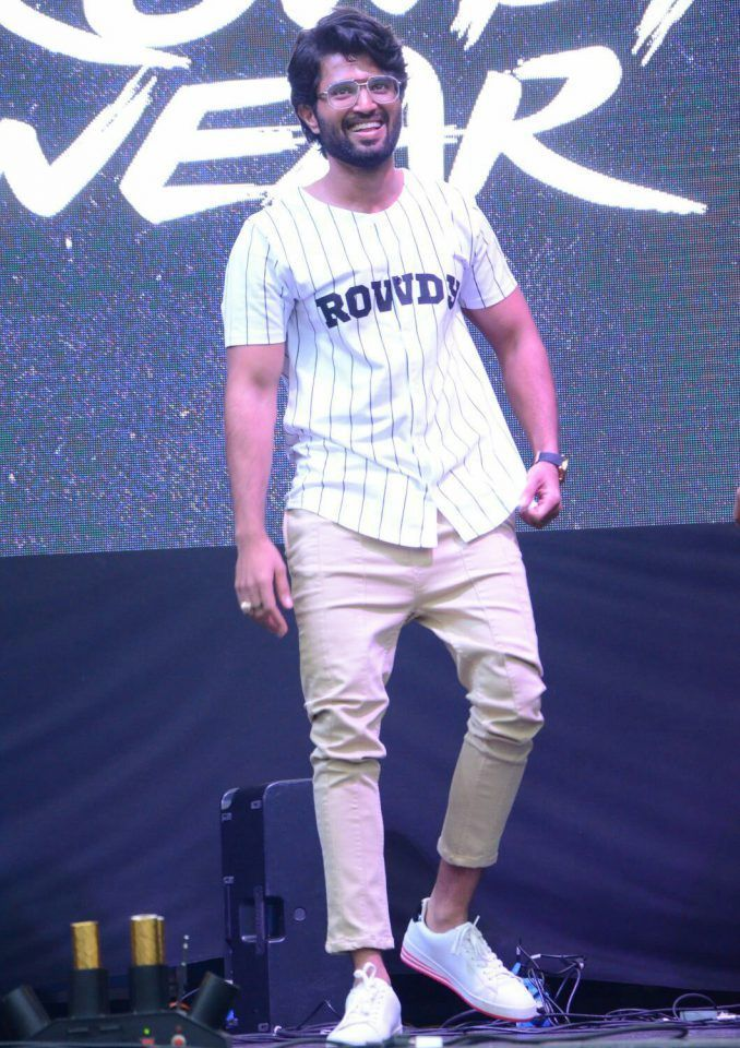 Rowdy wear vijay deverakonda clothing line