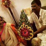 Saayoni Ghosh parents