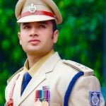 Sachin Atulkar (IPS Officer) Height, Weight, Age, Wife, Family, Biography & More