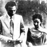 Sahir Ludhianvi With Amrita Pritam