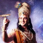 Saurabh Raj Jain as Lord Krishna in Mahabharat