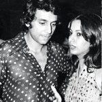 Shekhar Kapur and Shabana Azmi