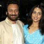 Shekhar Kapur second wife Suchitra Krishnamoorthi