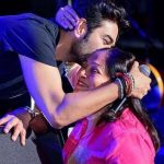 Shekhar Ravjiani with his mother