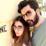 Riya Sen with her husband Shivam Tewari