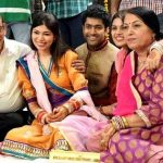 Shubhi Ahuja with her family