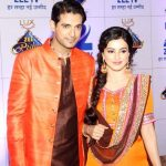 Sid Makkar with Ankita Sharma
