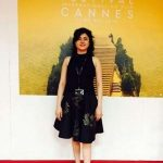 Sonal Sehgal in Cannes