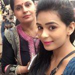 Sonal Vengurlekar with her mother