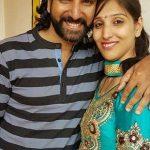 Soneer Vadhera with his sister Richa