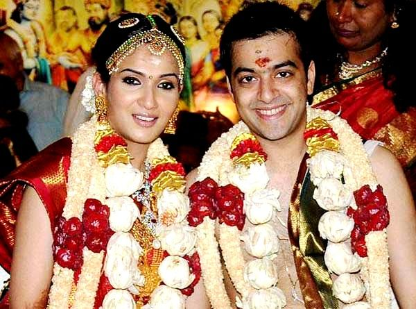 Soundarya Rajinikanth and Ashwin Ramkumar marriage picture