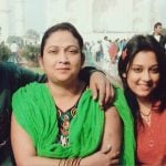 Sudipta Chakraborty family