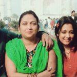 Sudipta Chakraborty family
