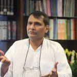 Suresh Prabhu Age, Wife, Biography & More